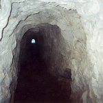Bat Bergwerk Tunnel