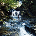 Buttermilk Falls 4