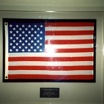 NASA moon flag 334