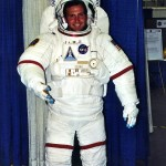 Thad astronot